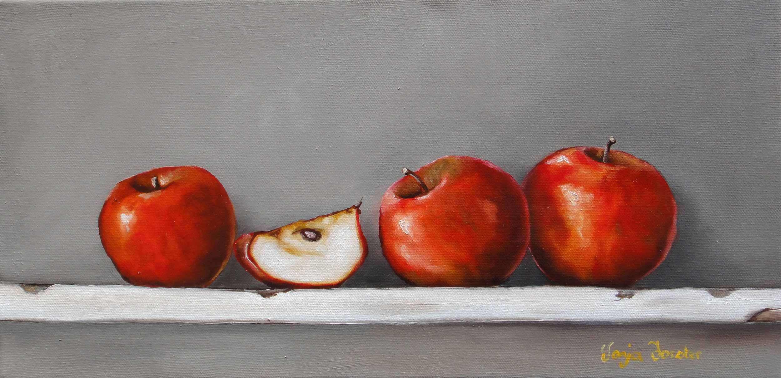 Sonja Forster Art - Another Apple per Day