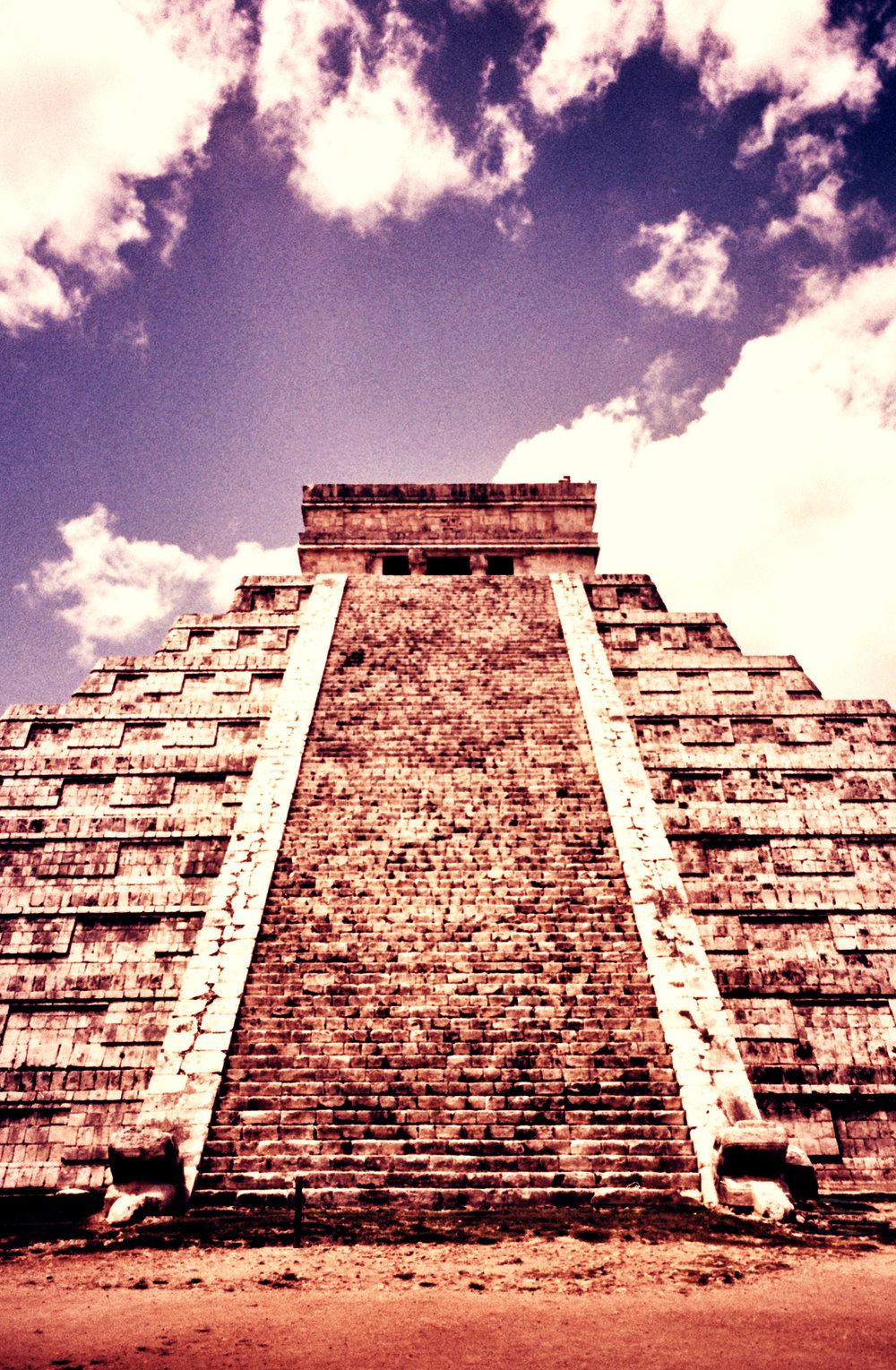 El Castillo   Chichen Itzá