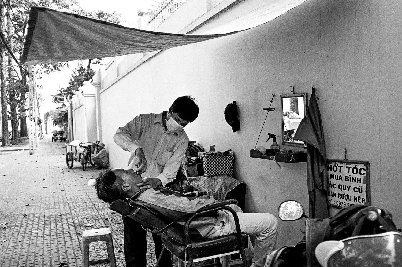 Shave   Ho Chi Minh