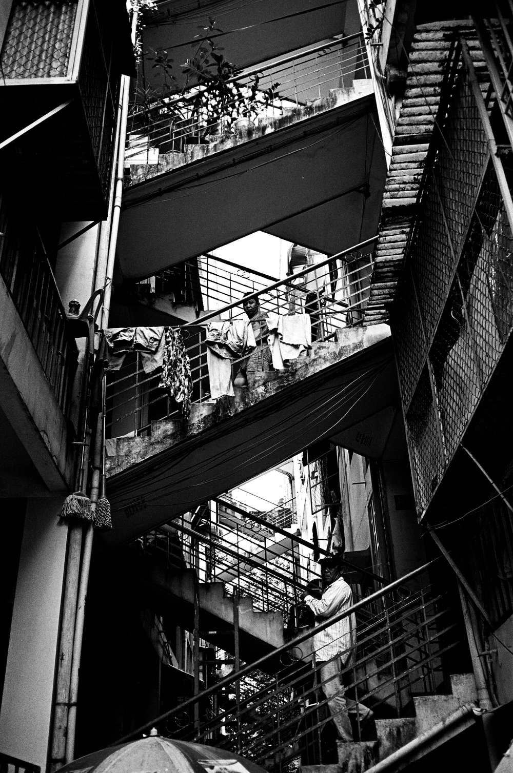 Going Down | Ho Chi Minh