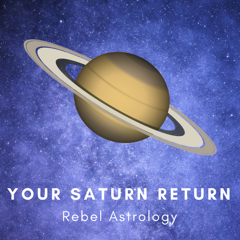 Your Saturn Return -