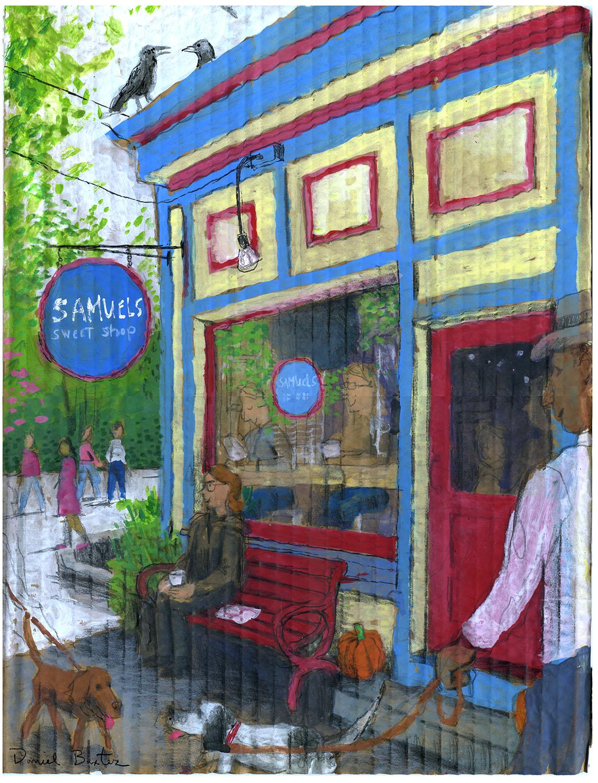 Samuels Sweet Shop, Rhinebeck, NY