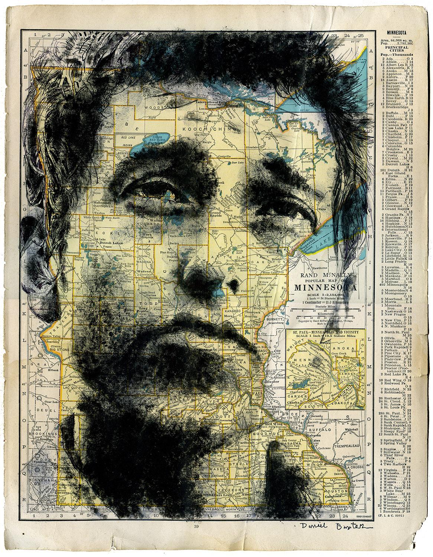 Daniel Baxter Bob Dylan Portrait.jpg