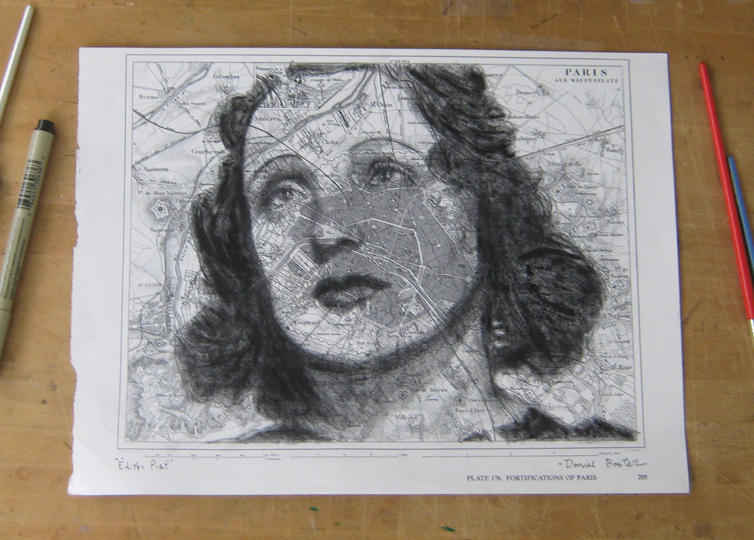 Copyright Daniel Baxter Edith Piaf portrait photop.jpg