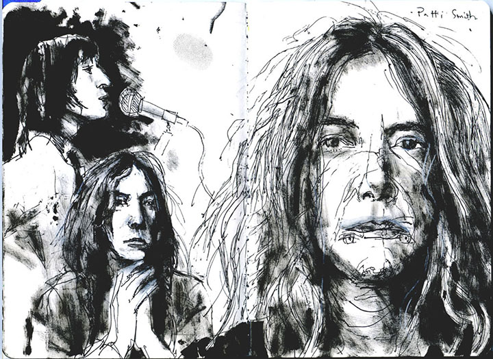 Copyright Daniel baxter Patti Smith spread.jpg