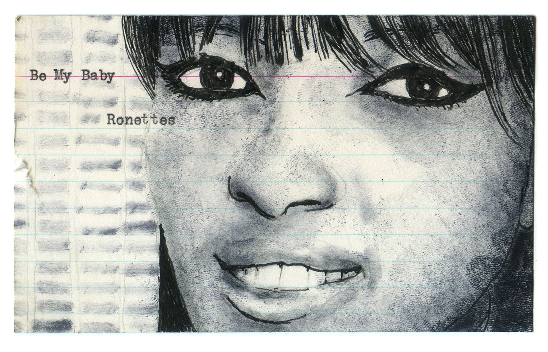Copyright Daniel Baxter Ronnie Spector Portrait.jpg