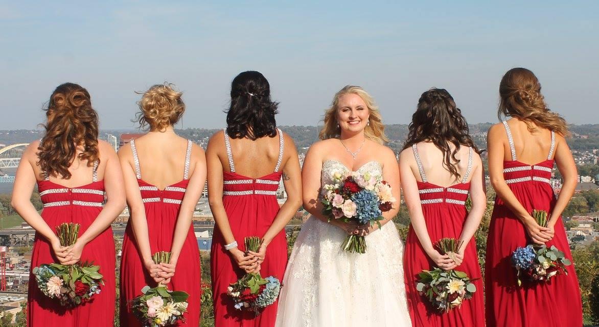 Fall Themed Cincinnati Wedding