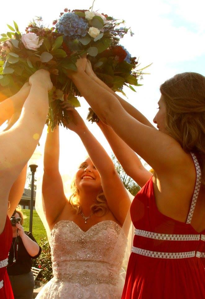October Cincinnati Wedding