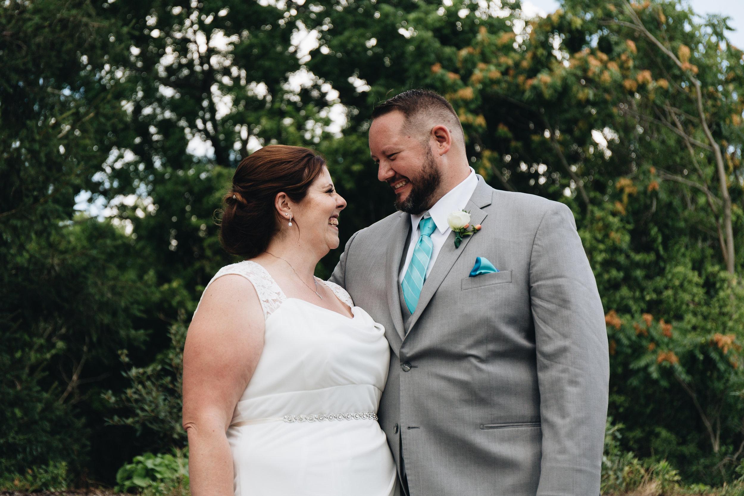 June Wedding Wagnall's Memorial