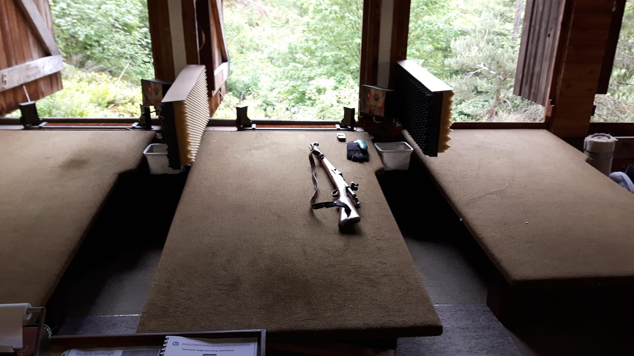 300 meter rifle range
