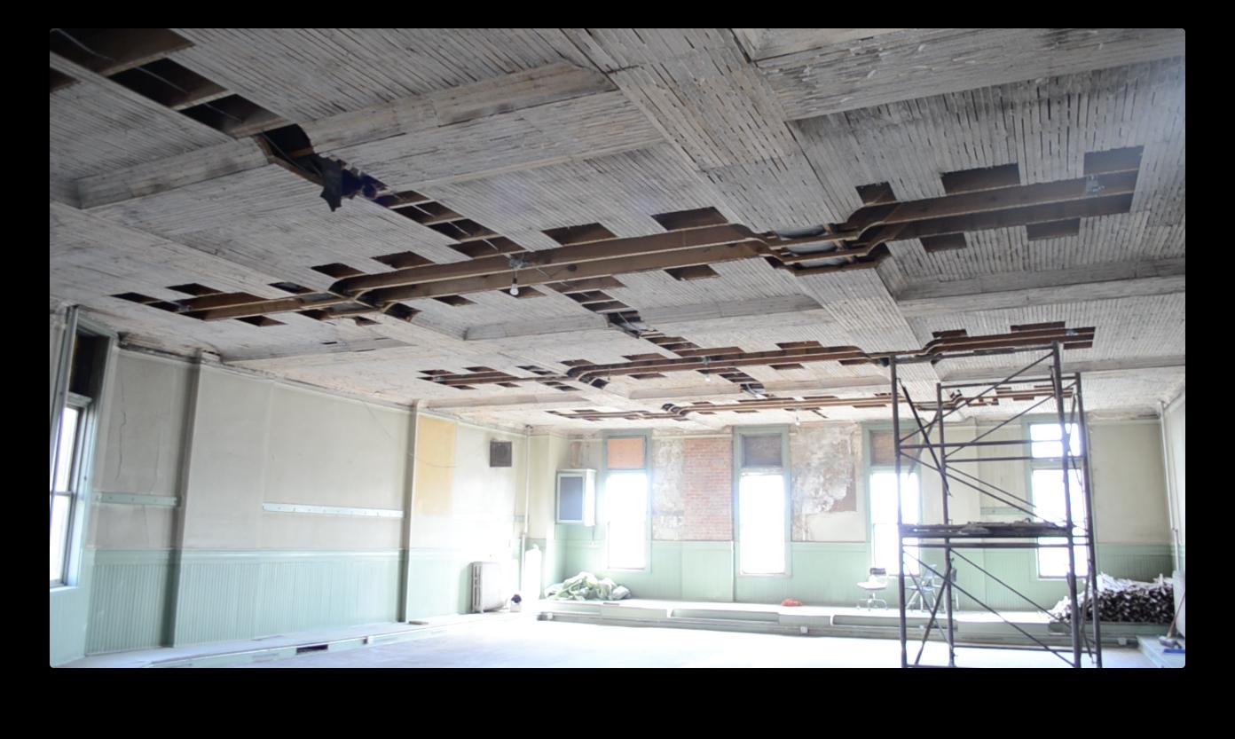 Second Floor Ballroom, March 2017
