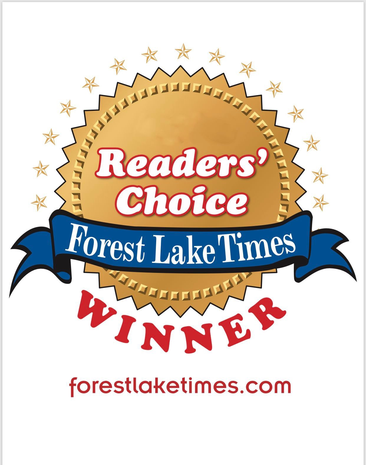 VOTED BEST DANCE STUDIO!   Dance Tech Studios has been voted Forest Lake Times Readers' Choice for Best Dance Studio every year since 2015. Thank you to the Forest Lake community for your love and support!