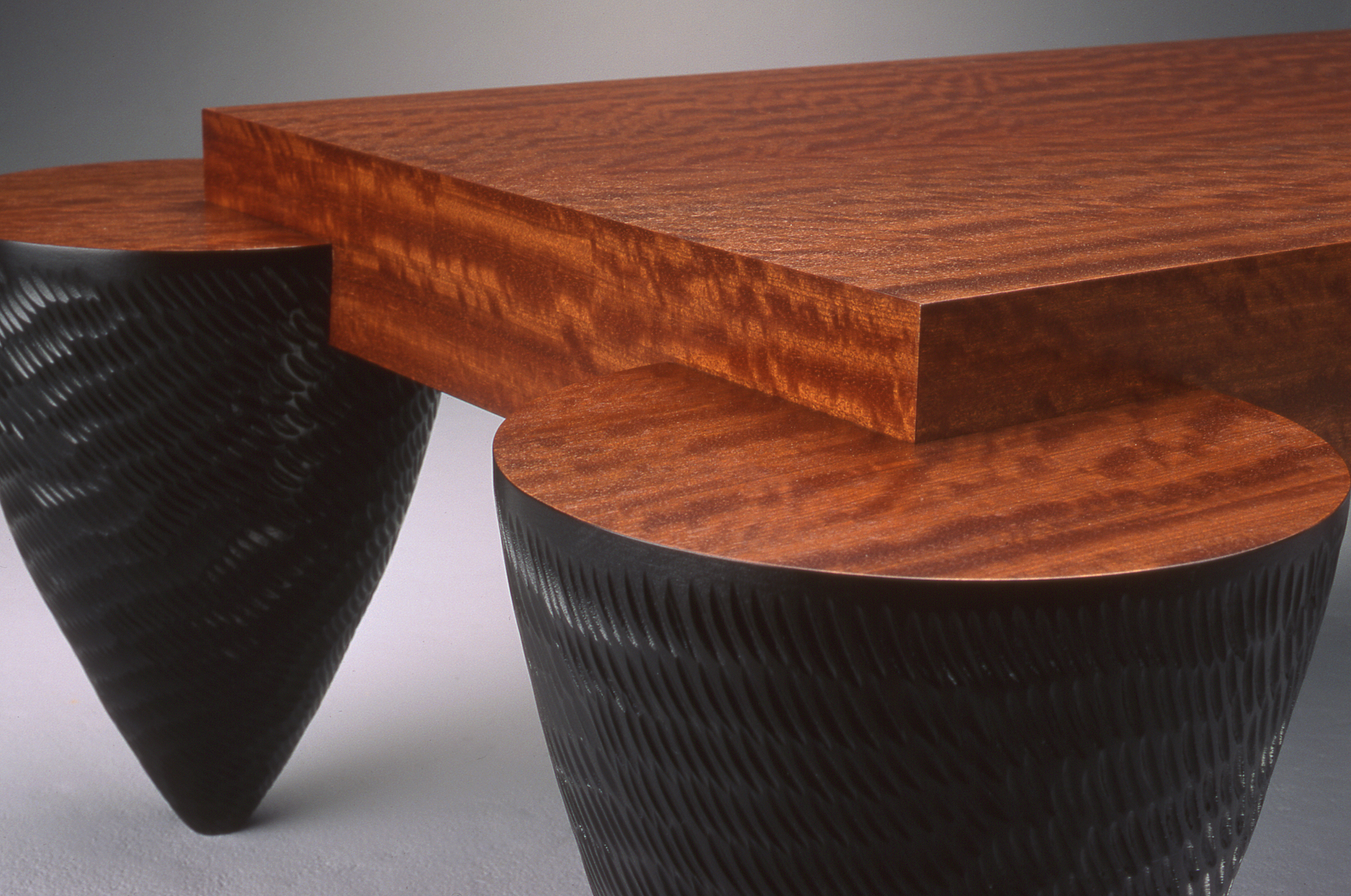 Detail - Drums Coffee Table