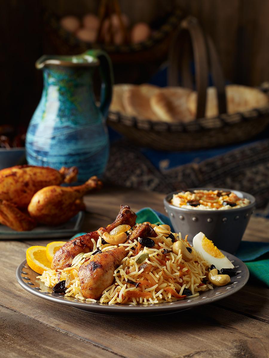 Shirish Sen_Kohinoor Foods_Saudi Kabsa Biryani_Rice.jpg