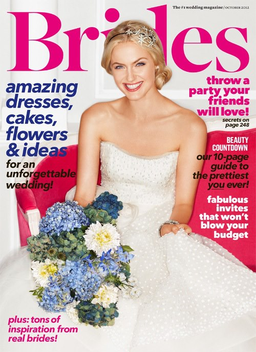 Brides Magazine / Sharon + Adam