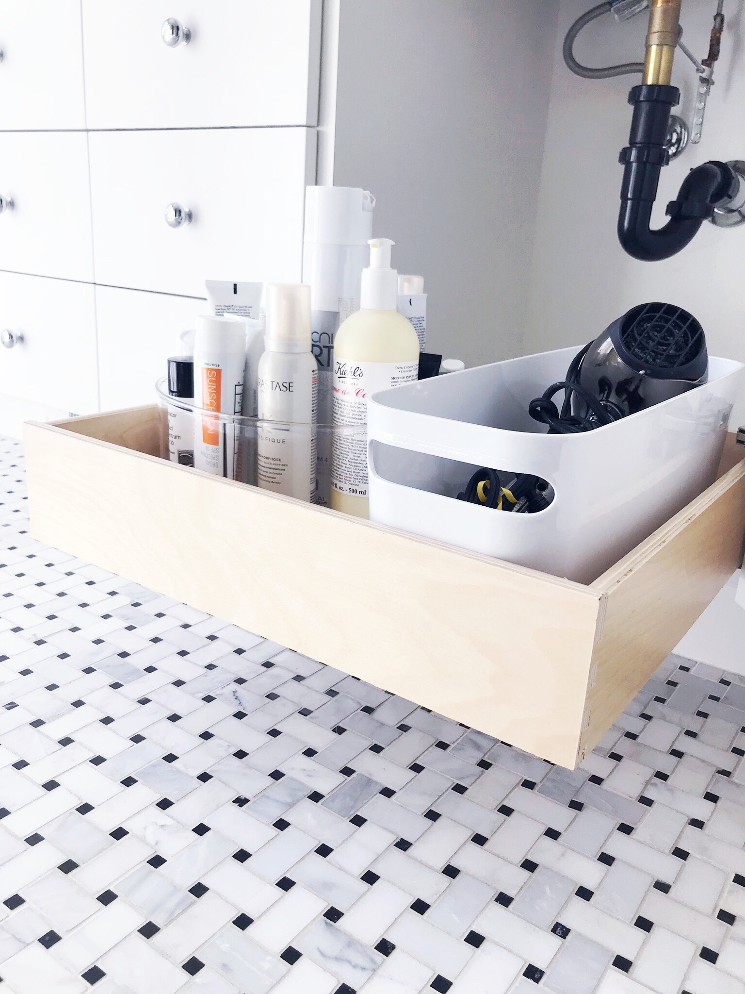 RiOrganize Bathroom Organization
