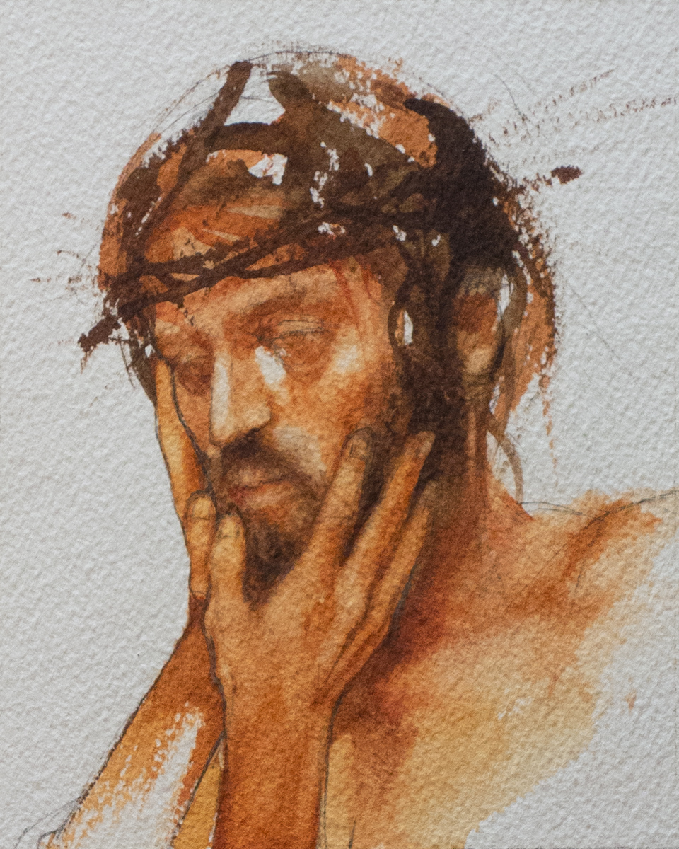 Stations of the Cross: Station 4