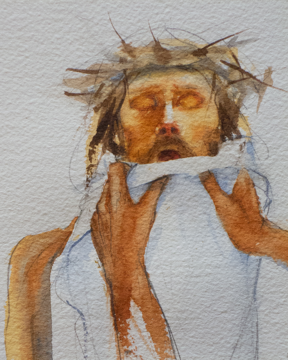 Stations of the Cross: Station 6