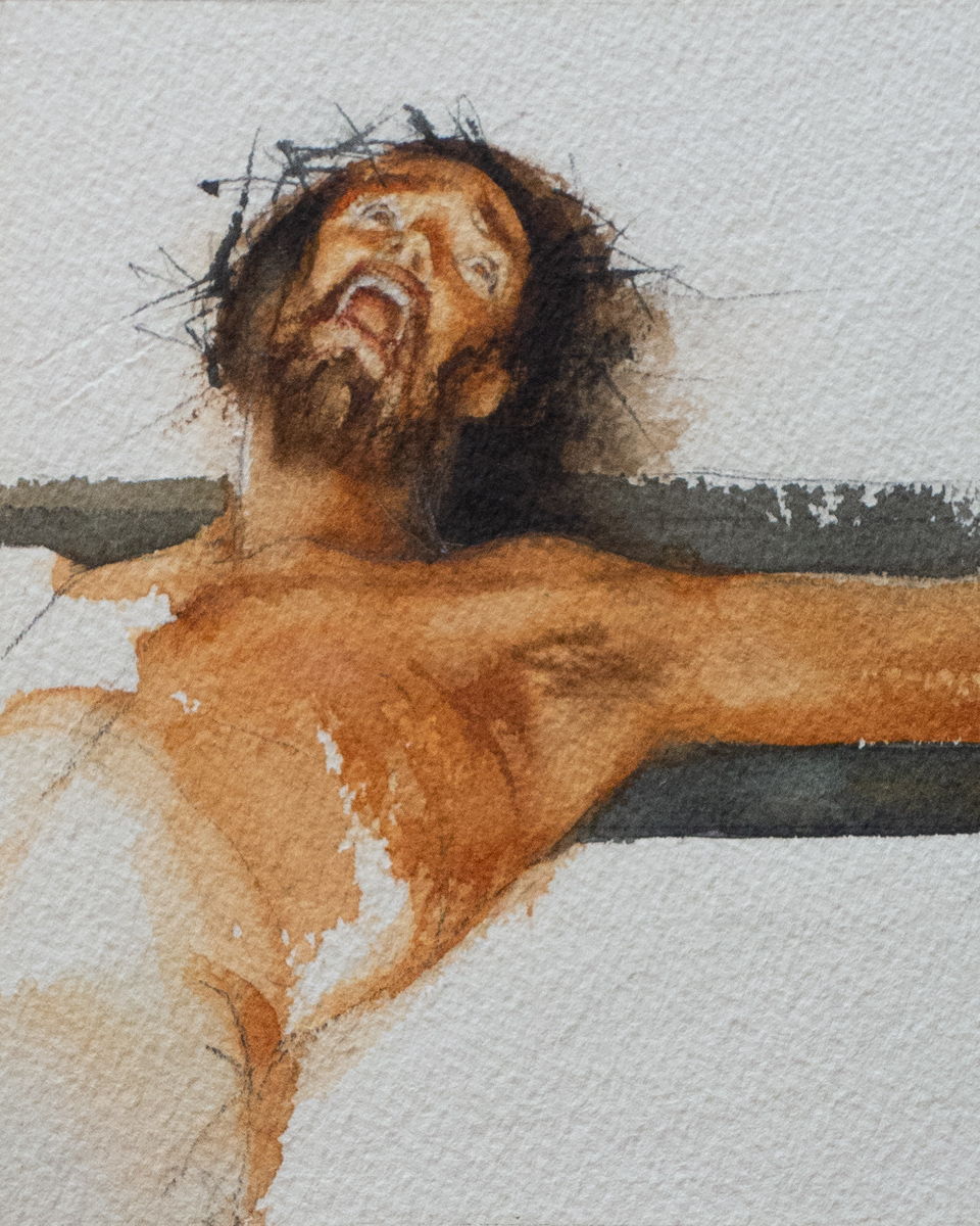 Stations of the Cross: Station 11