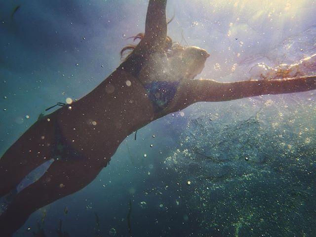 Stardust & underwater galaxies ✨💫 💚