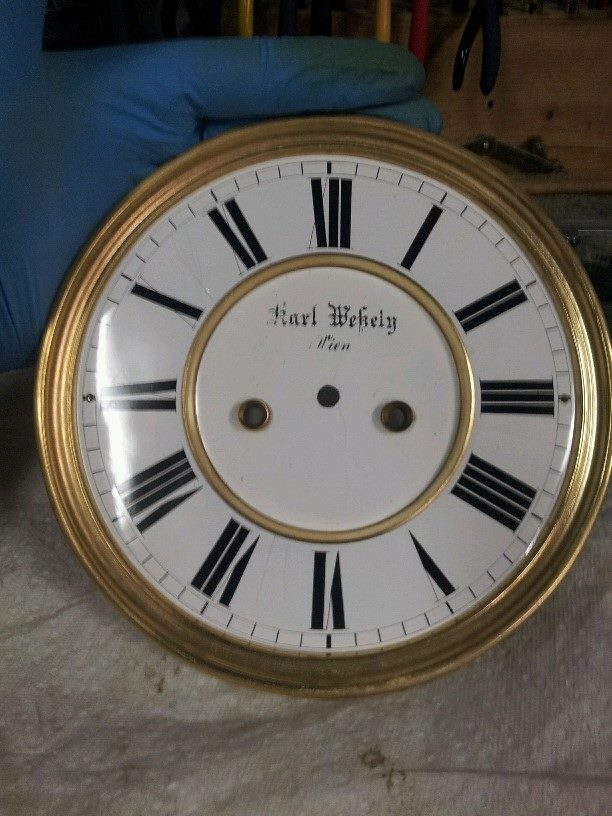 Cleaning Dial-Finished