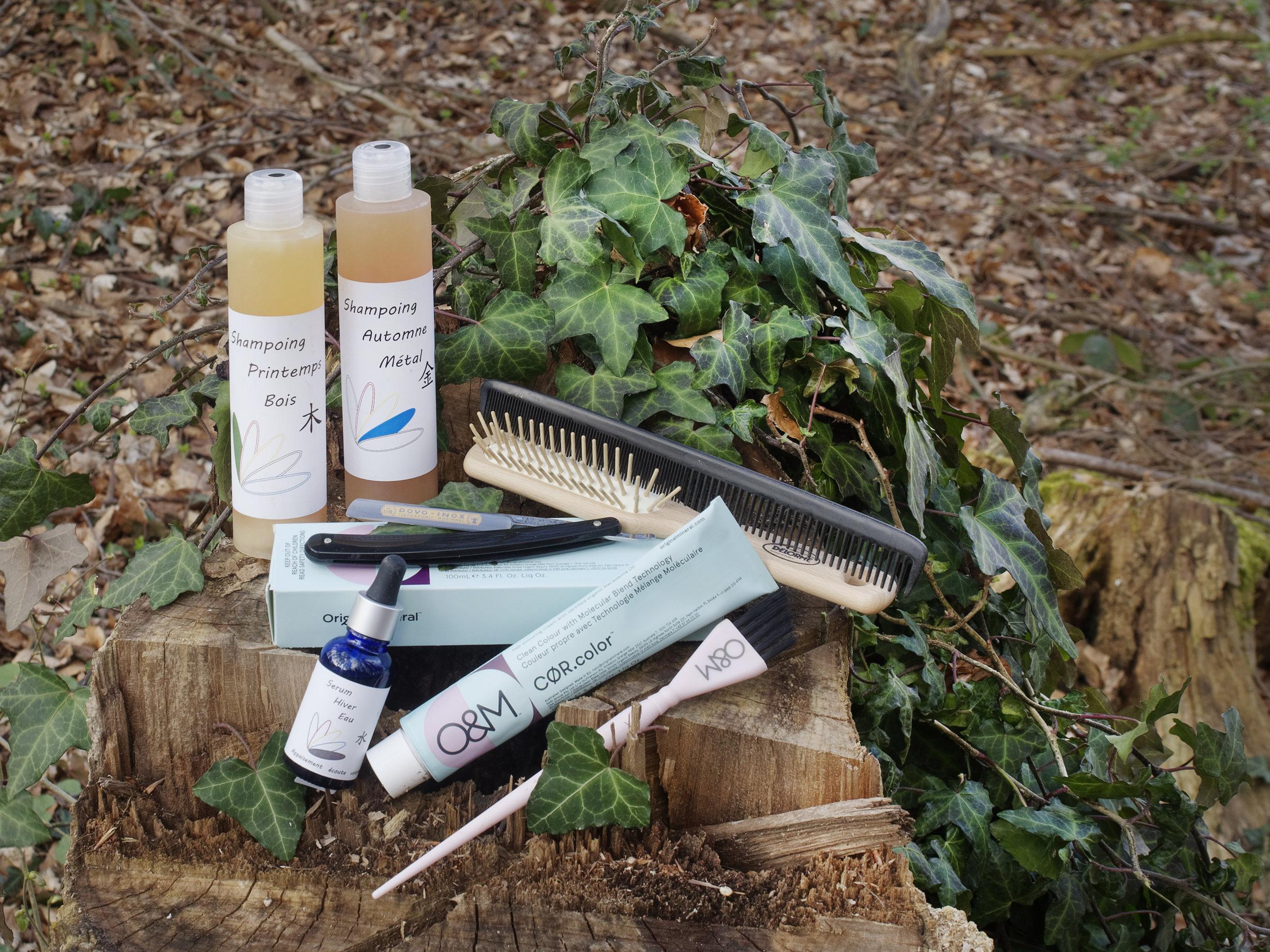 Eine ökologische Vision - Natürliche Shampoos und saubere Farben
