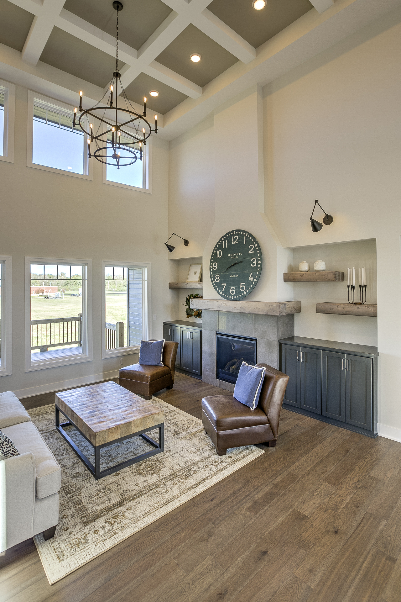 Beautiful living spaces customized for you.
