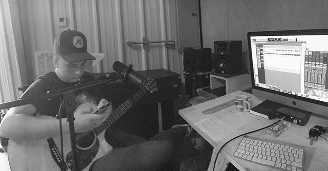 New songs! We're excited to be working on an album for @_bryce.bryce.baby_
