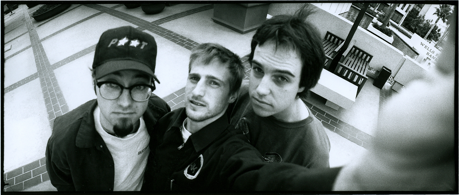 Andy Jenkins, Spike Jonze and Mark Lewman; The Master Cluster, 1994.