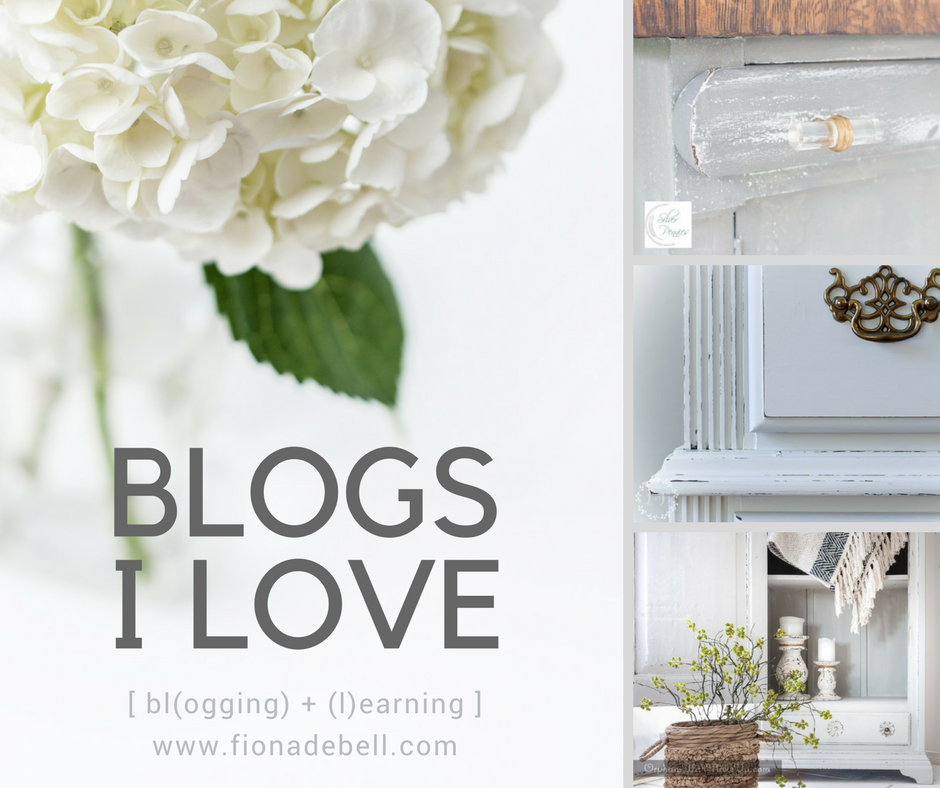 3 Blogs from  Finding Silver Pennies ,  Lost and Found Decor  &  Orphans With Makeup .
