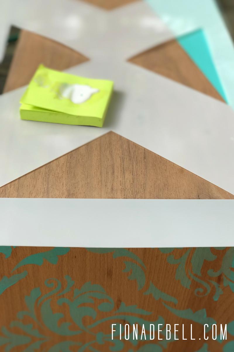 Add a Stencil and Leaf Size.
