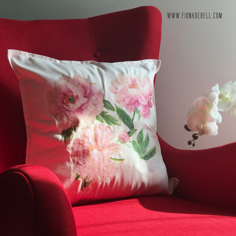 Add creative decor options to you pillows. Simply stunning.  |  fionadebell.com