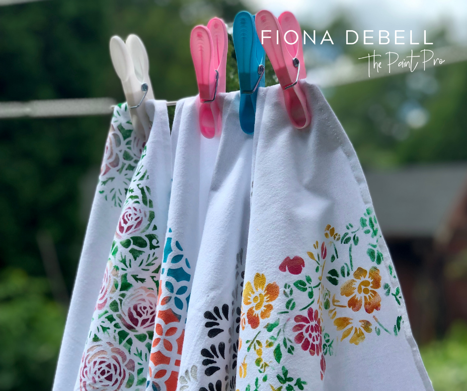 Will I be teaching you how to hang your washing? | fionadebell.com