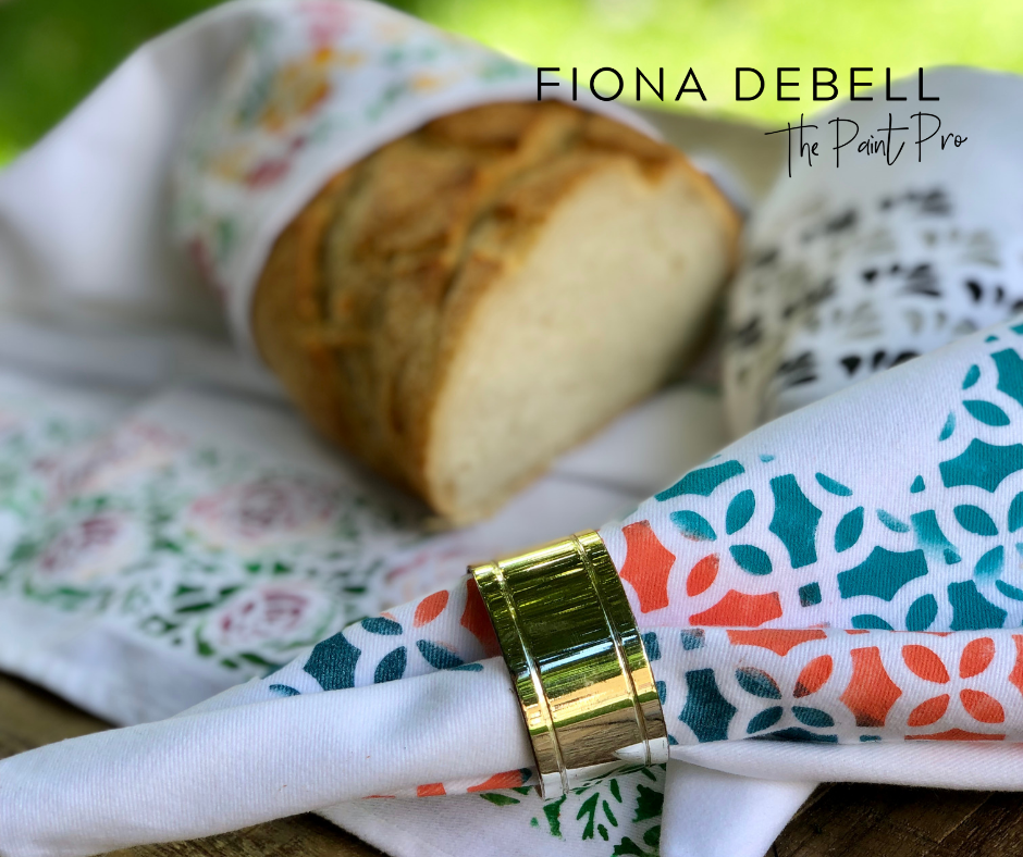 Add beauty to your life with a splash of colour! | fionadebell.com