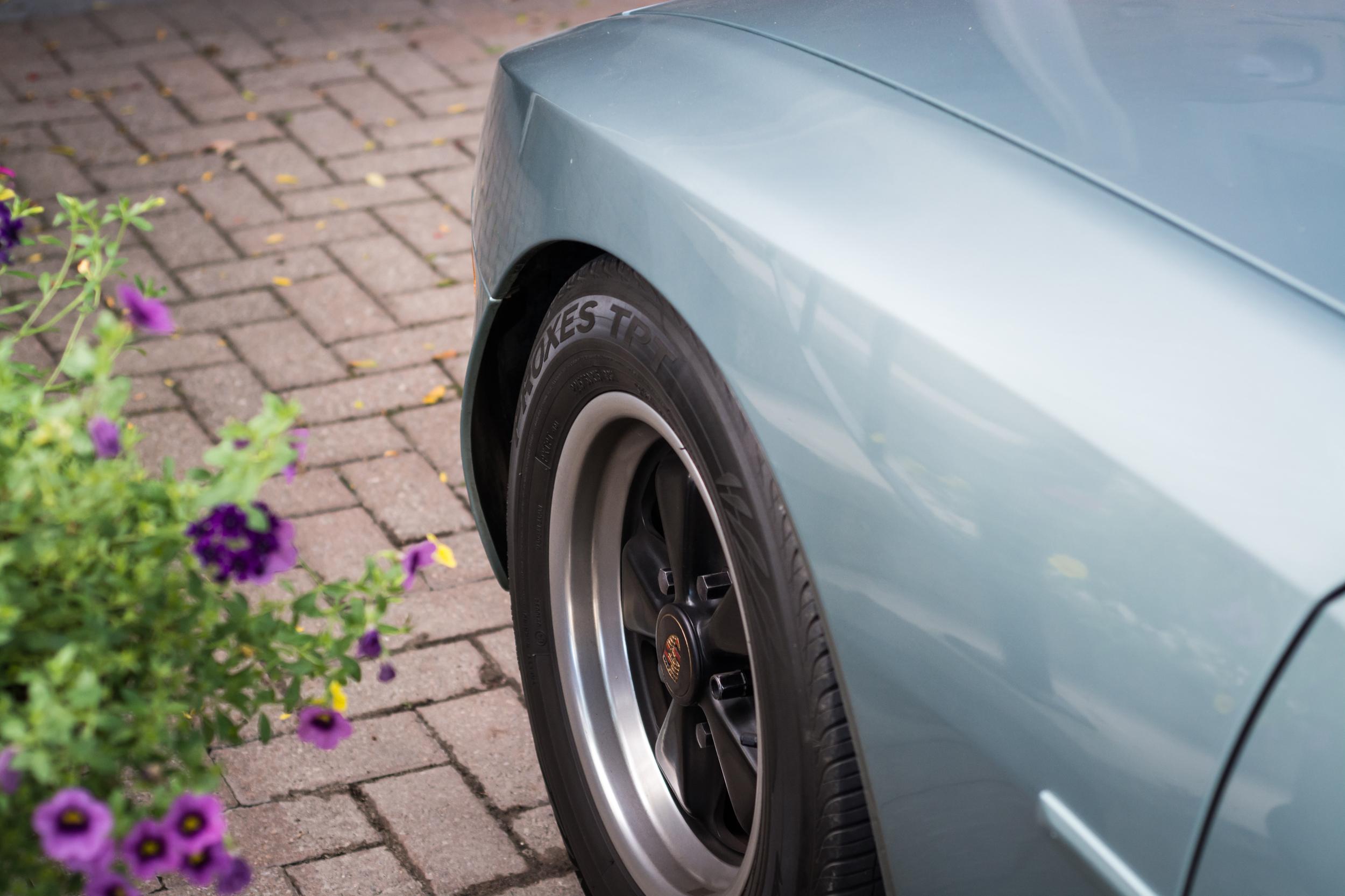 Beautifully polished Fuchs