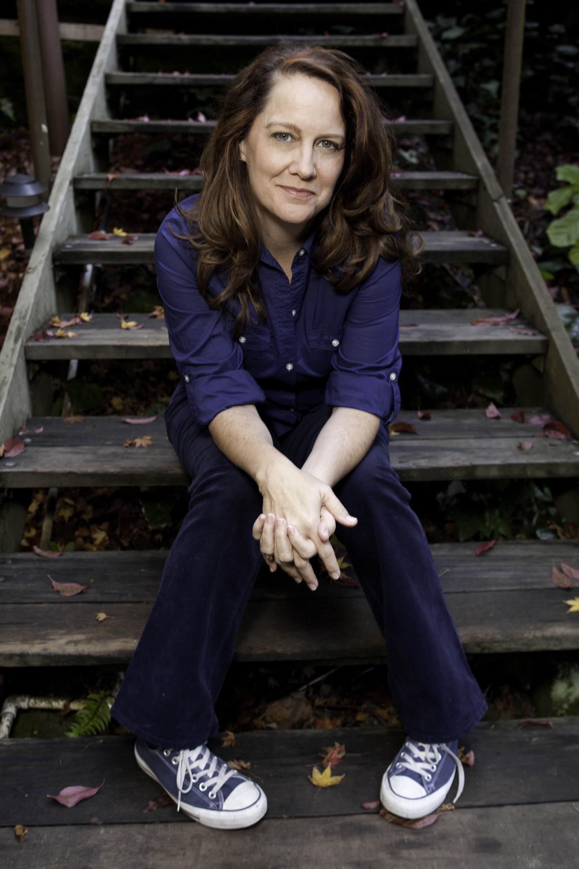 Kelly Carlin . Photo by  Dan Dion