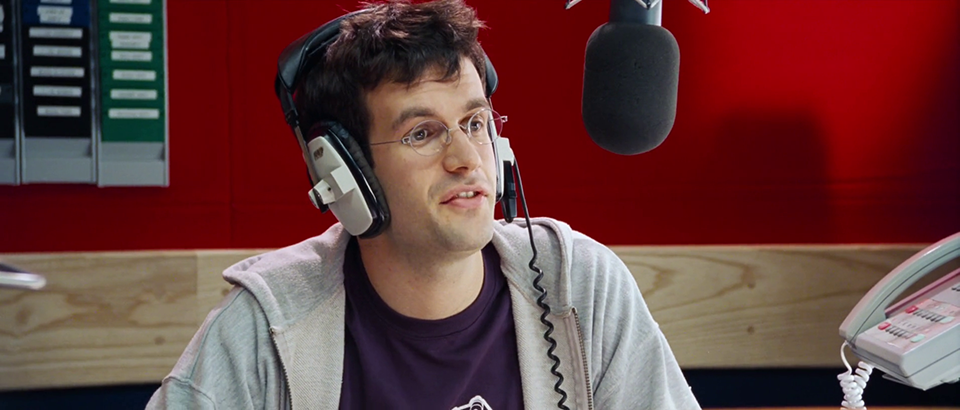 Marcus Brigstocke in Love Actually