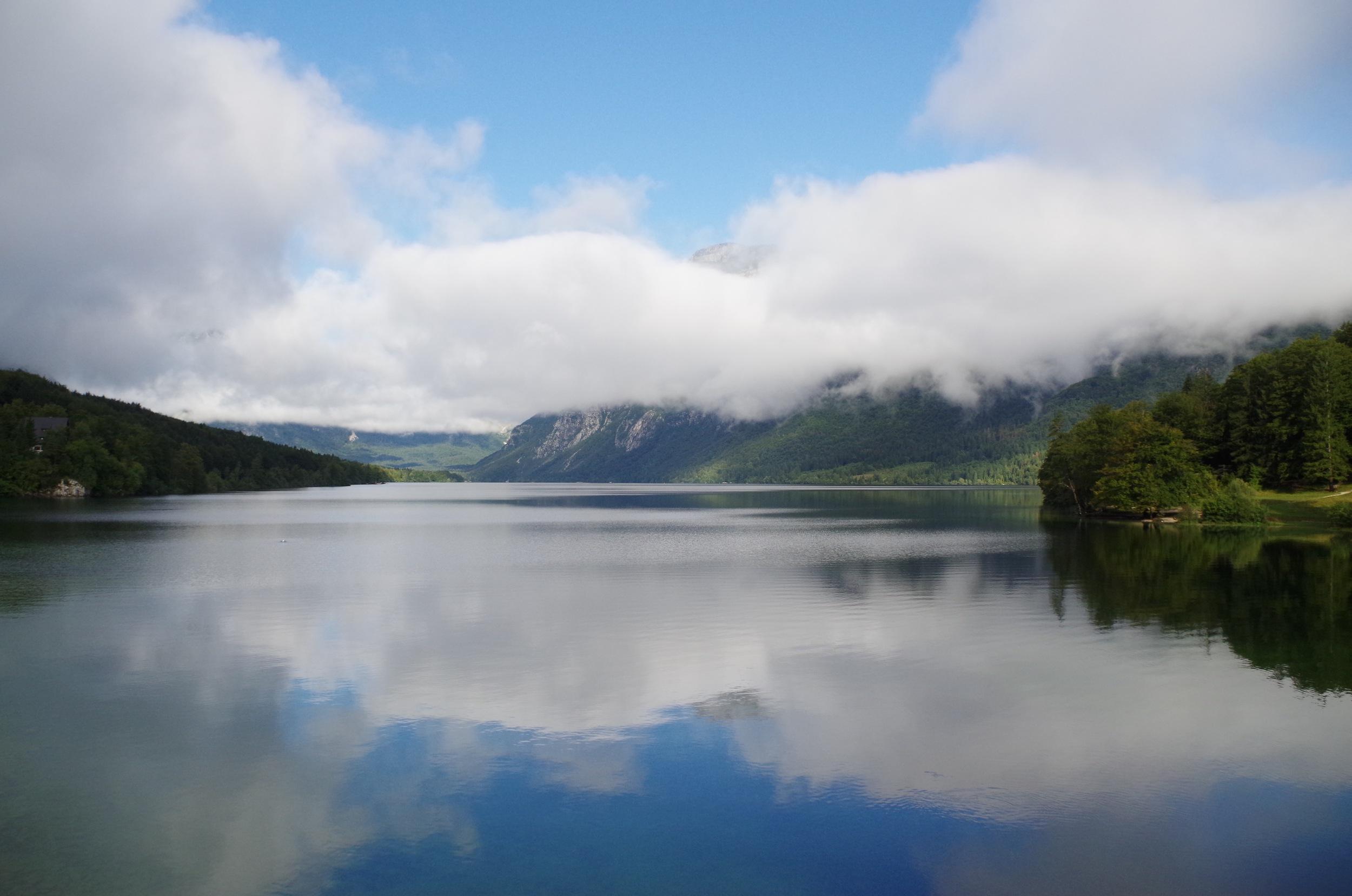 Lake Bohinj... come on, clearly the superior lake!