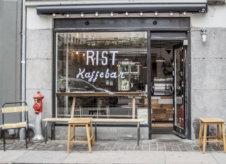 Rist Coffeebar, Copenhagen