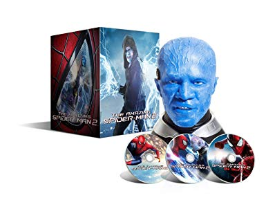 Jamie Foxx scary Blu Ray Set