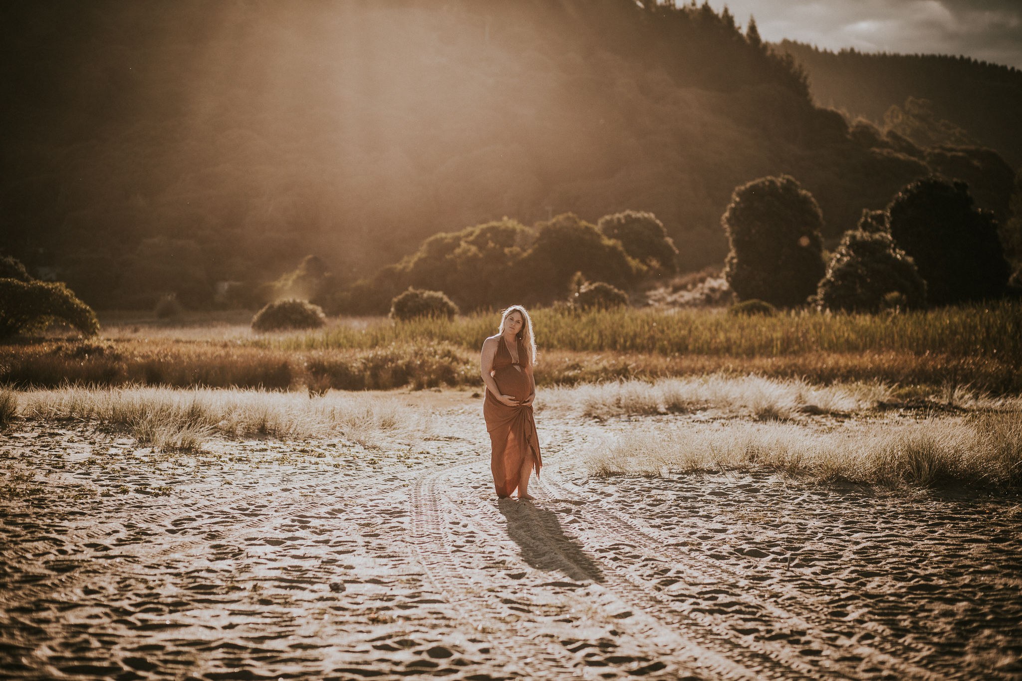 Lisa Fisher Photography - Hawkes bay Maternity shoot waipatiki beach-39.jpg