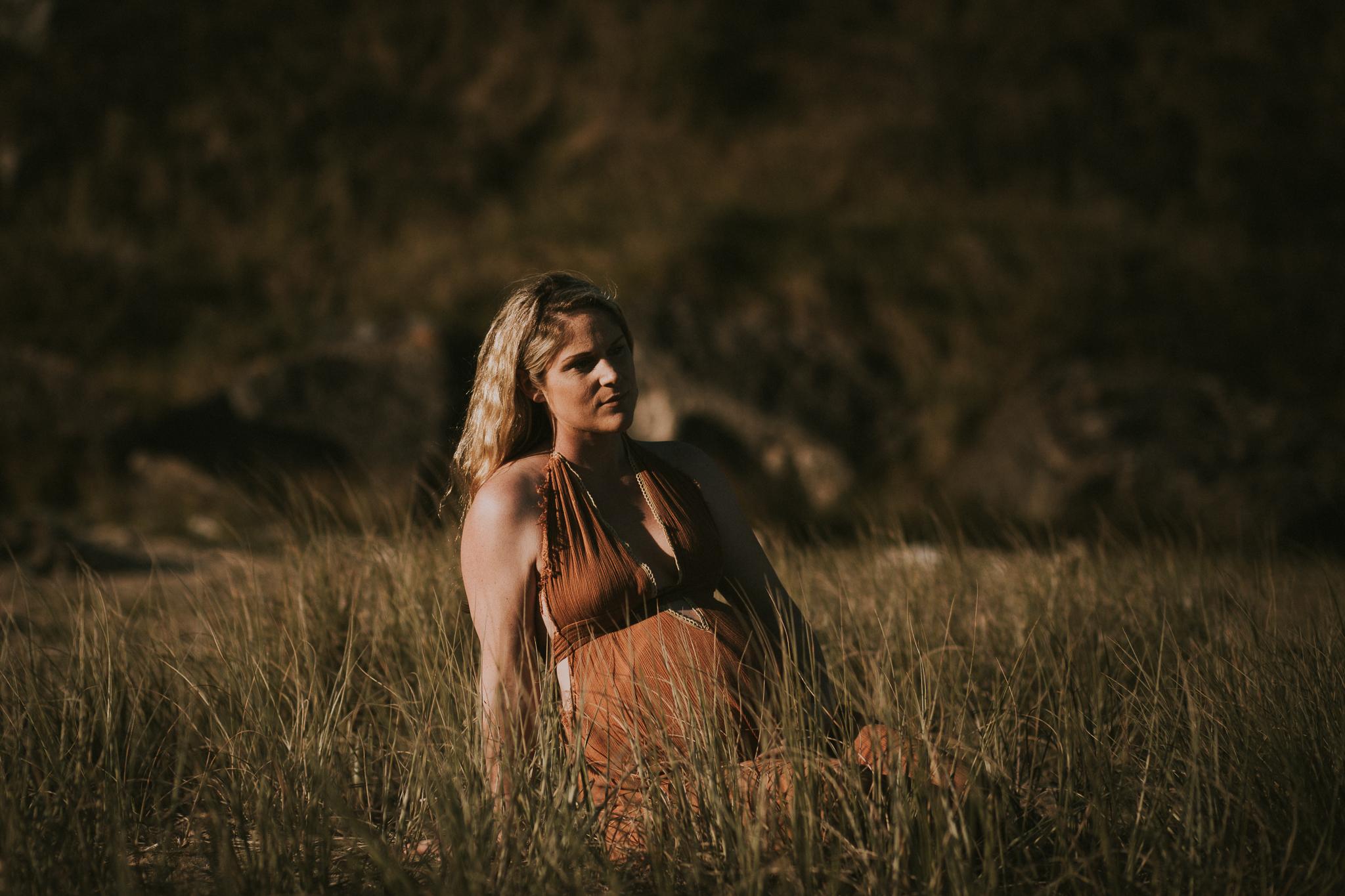 Lisa Fisher Photography - Hawkes bay Maternity shoot waipatiki beach-48.jpg