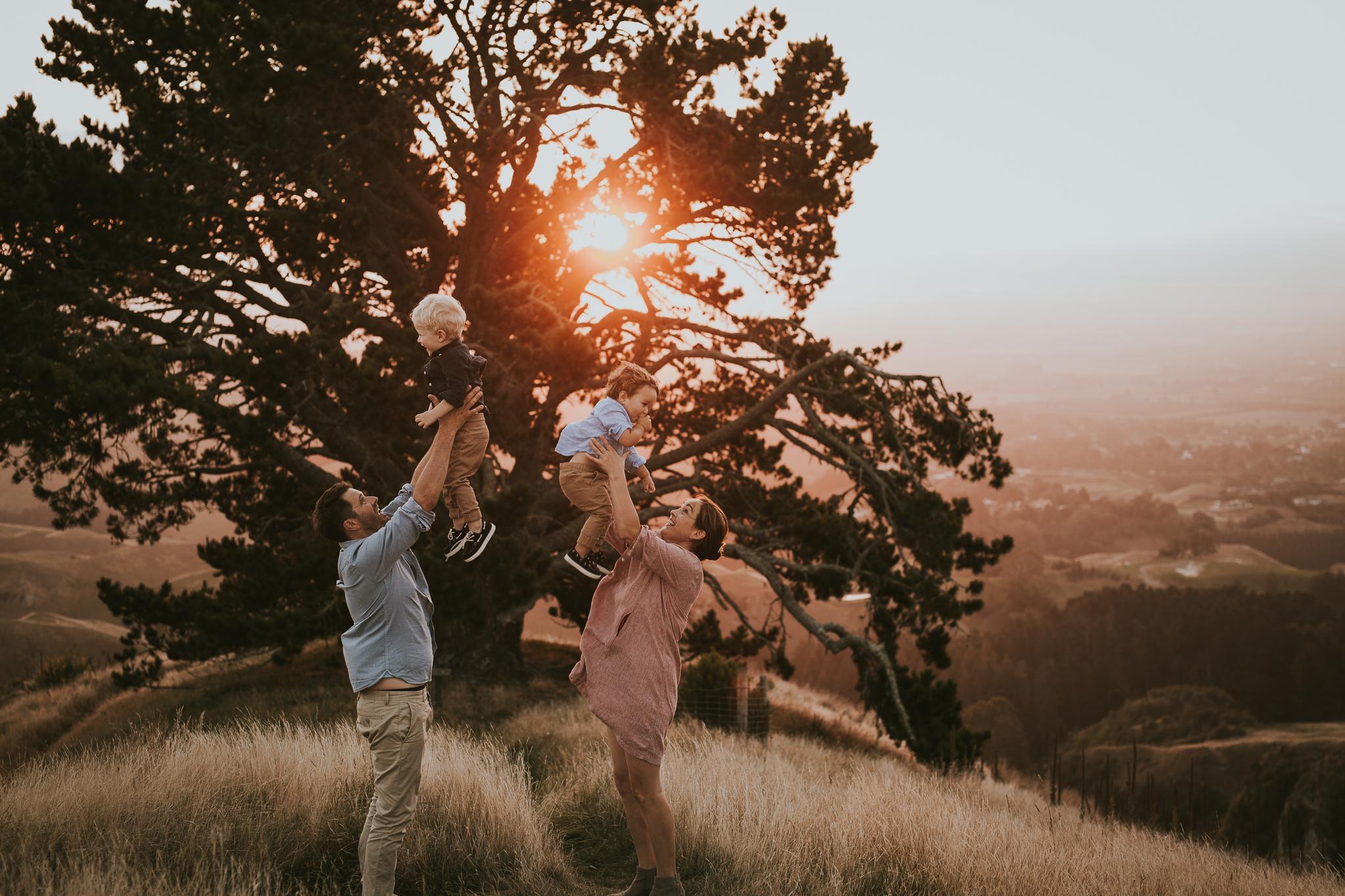 Lisa Fisher wedding photographer -  Te Mata Peak -62.jpg