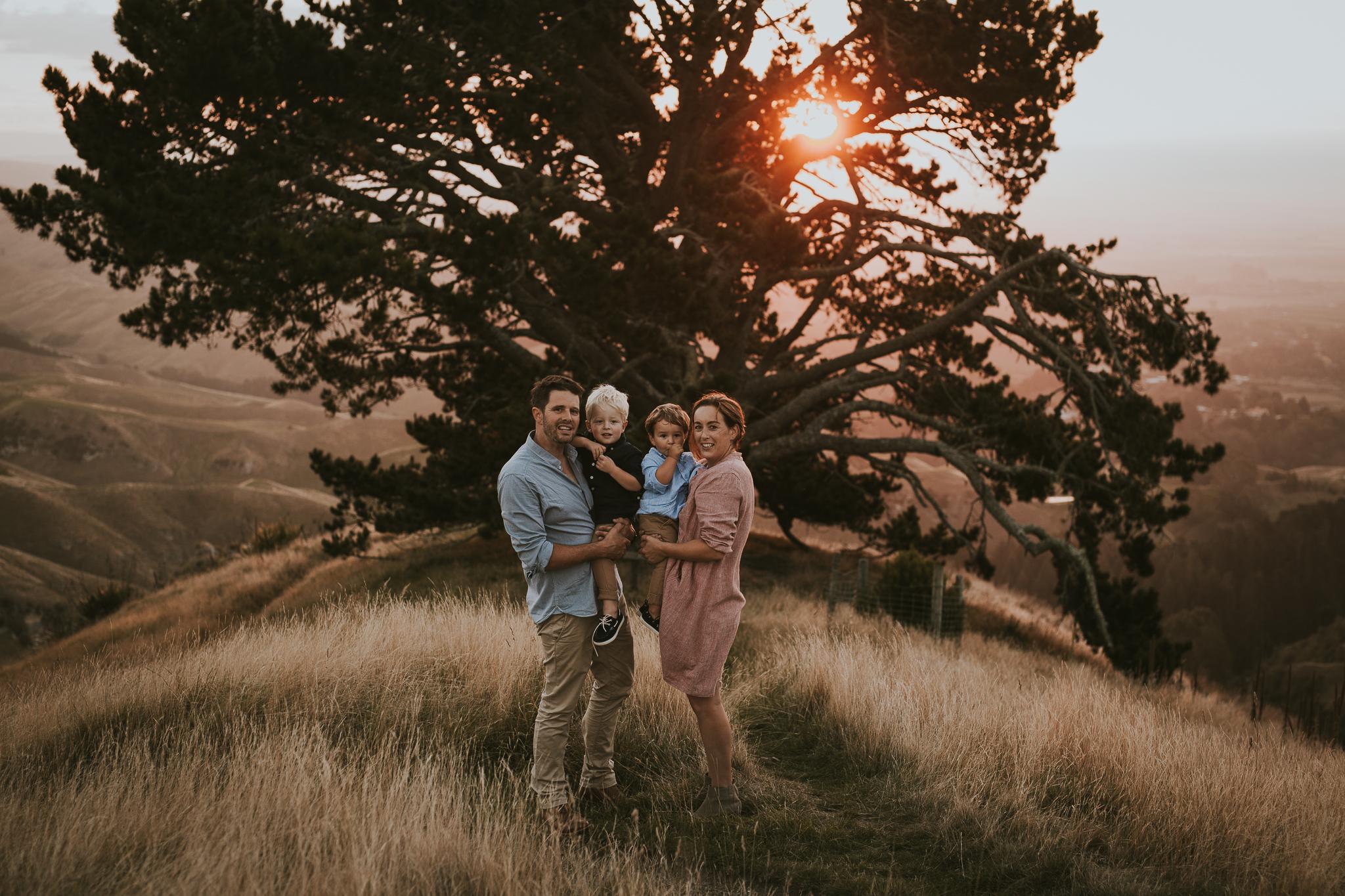 Lisa Fisher wedding photographer -  Te Mata Peak -66.jpg