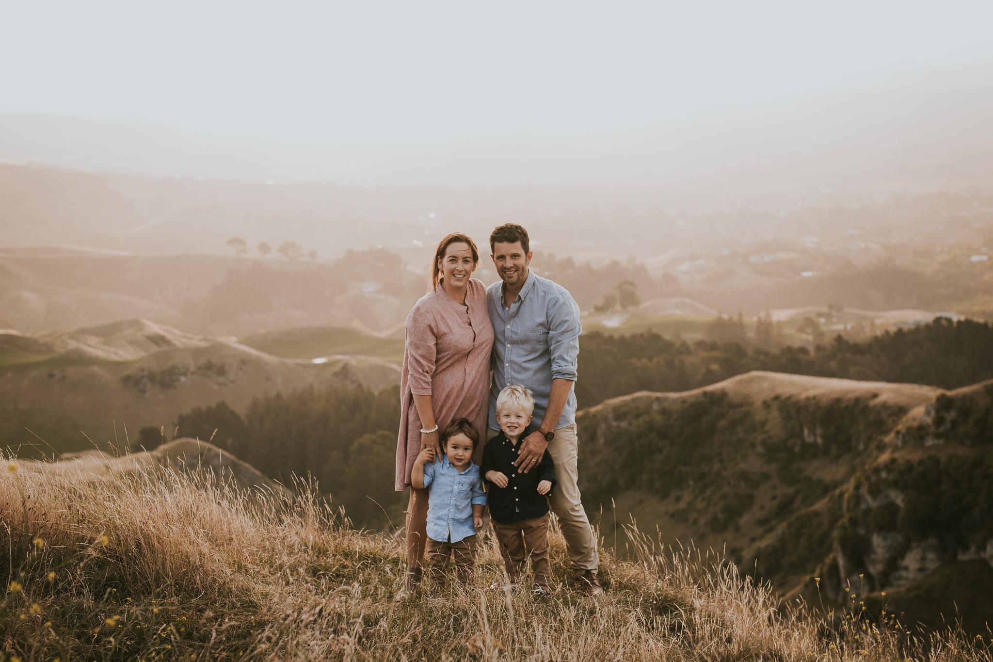Lisa Fisher wedding photographer -  Te Mata Peak -77.jpg