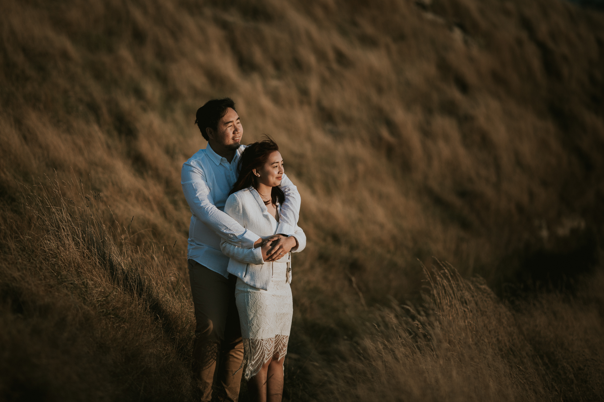 Wedding Photographers Hawkes Bay Te Mata Peak Engagement Shoot Sunset-2.jpg