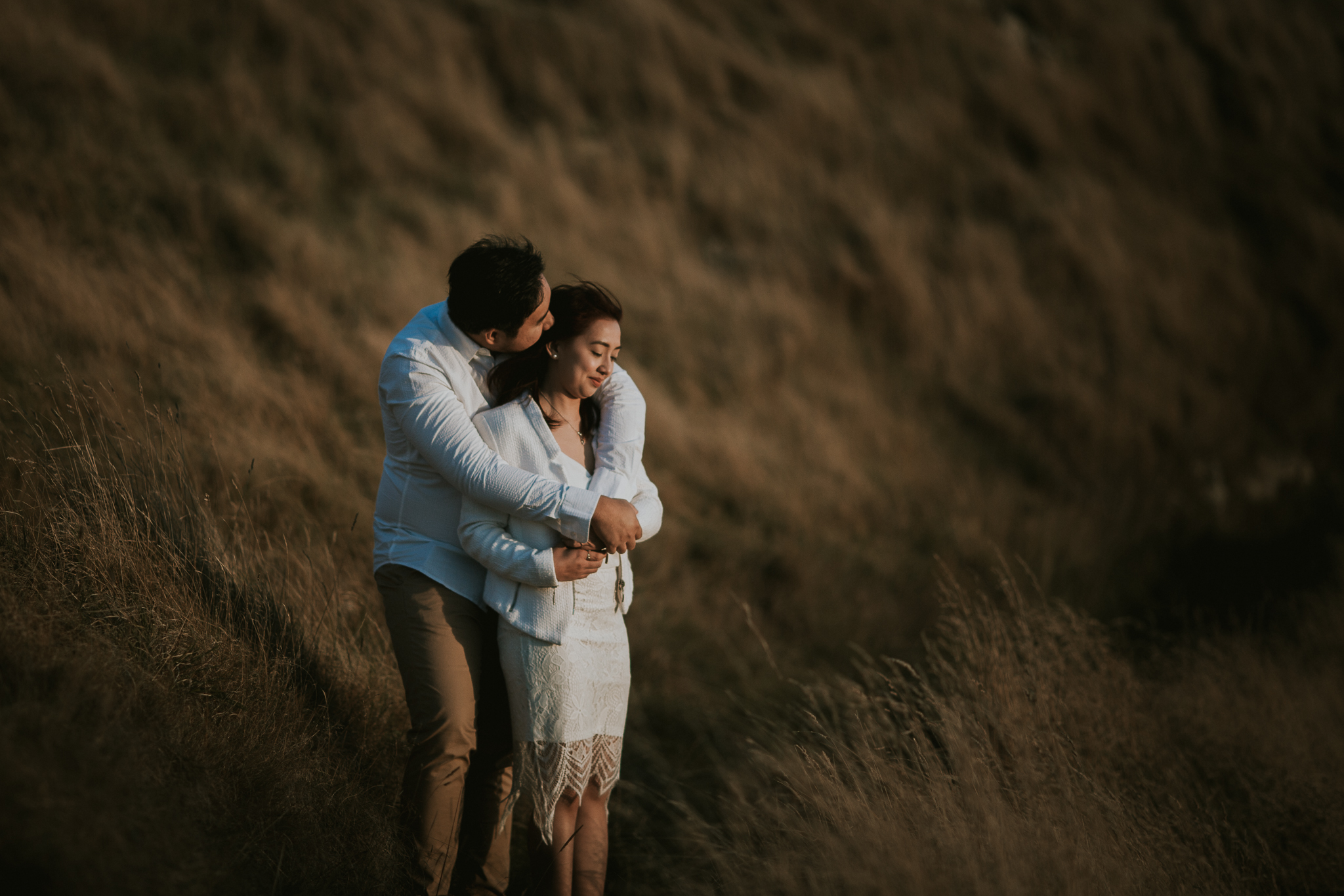 Wedding Photographers Hawkes Bay Te Mata Peak Engagement Shoot Sunset-4.jpg