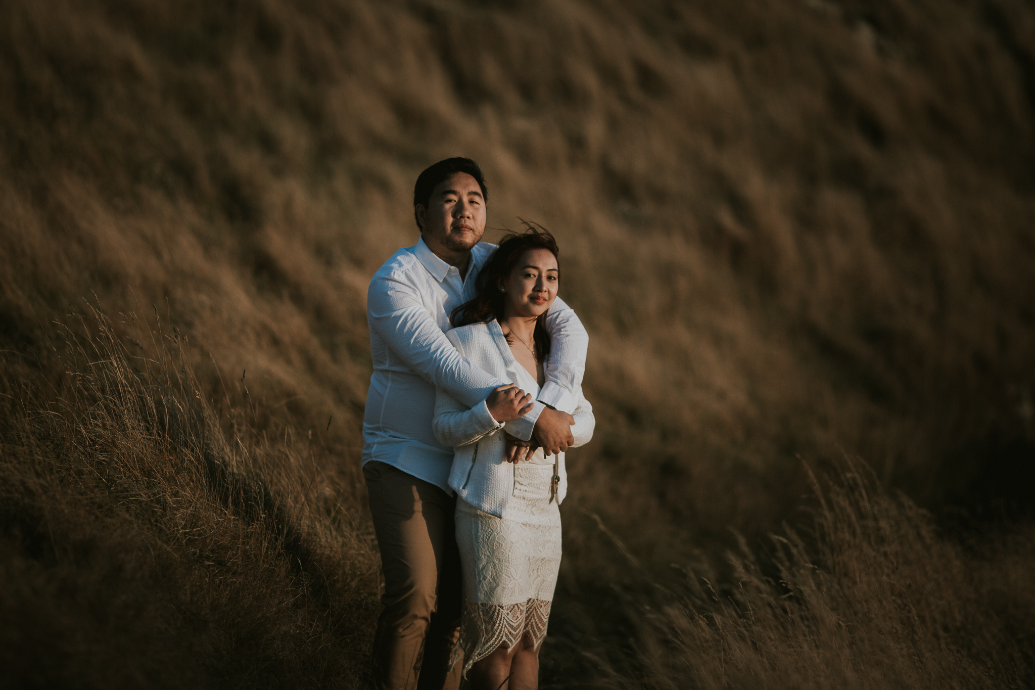 Wedding Photographers Hawkes Bay Te Mata Peak Engagement Shoot Sunset-5.jpg