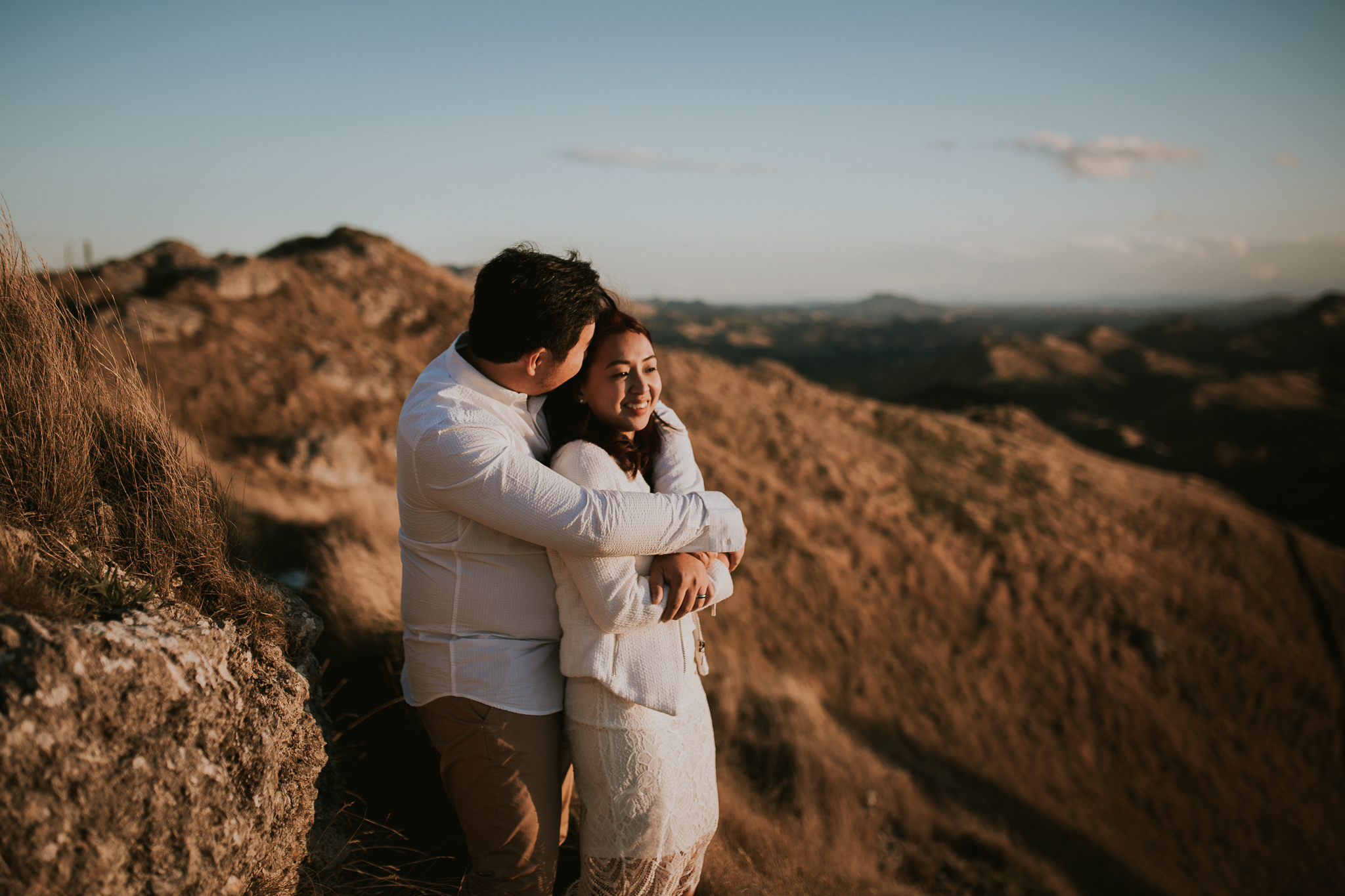 Wedding Photographers Hawkes Bay Te Mata Peak Engagement Shoot Sunset-12.jpg