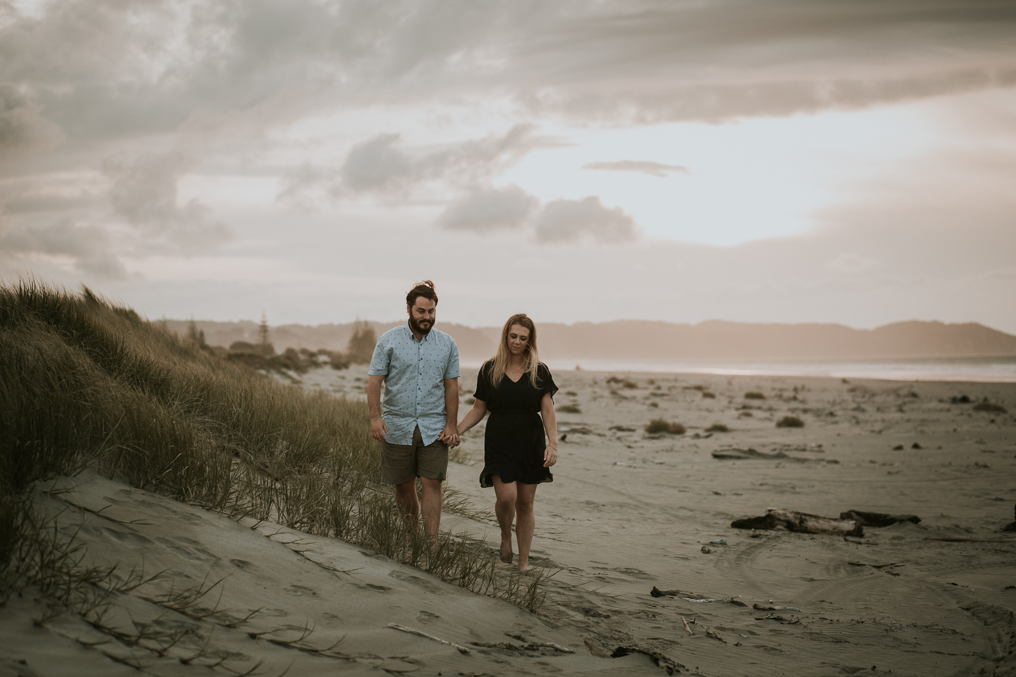 Ohope Beach engagement Shoot Wedding Photographer Napier-74.jpg